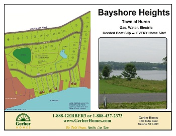Gerber Homes Bayshore Heights Community