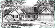 Gerber Homes: Cambridge Ranch Floor Plan