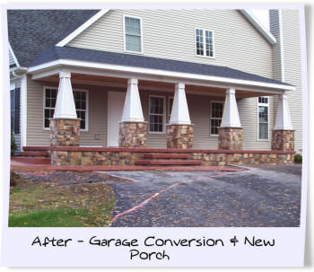 Home Remodel by Gerber Homes and Additions In Ontario NY