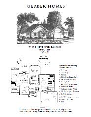 lilypond ranch floor plans