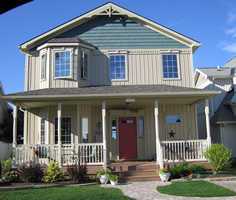 New Home by Gerber Homes and Additions In SodusNY