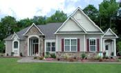 Gerber Homes: Sinclair Ranch Floor Plan