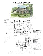 wyndham floor plans