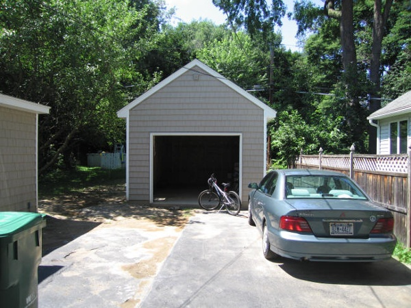 Garage Remodel by Gerber Homes and Additions In Ontario NY
