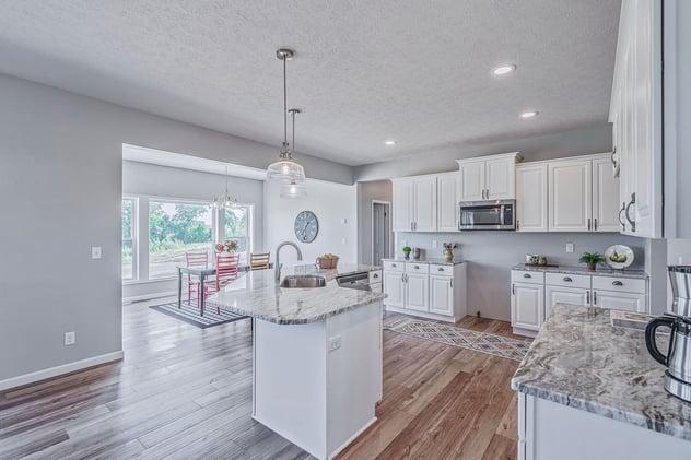 custom-built-kitchen-with-island-and-granite-countertops-rochester-new-york