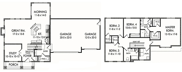 The Ellington Floor Plan in Magnolia Manor—A Great Home for a Great Community