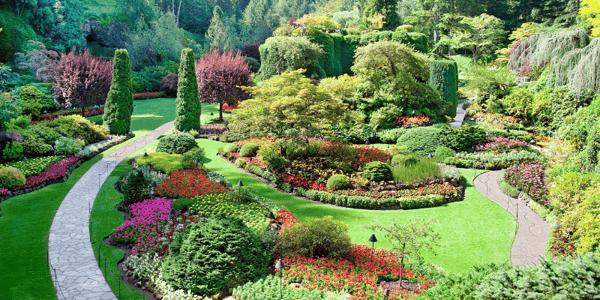 Sonnenberg Gardens in Canandaigua NY
