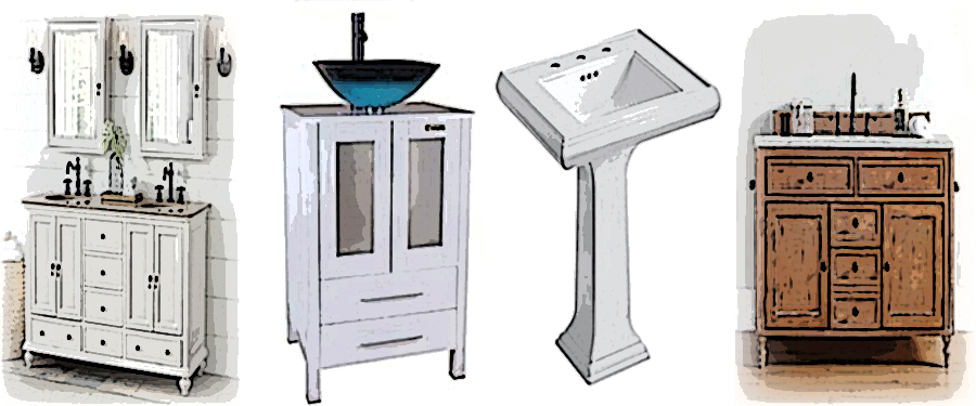 The Fanfare of the Vanities: Which Vanity is Right for Your Rochester Home?