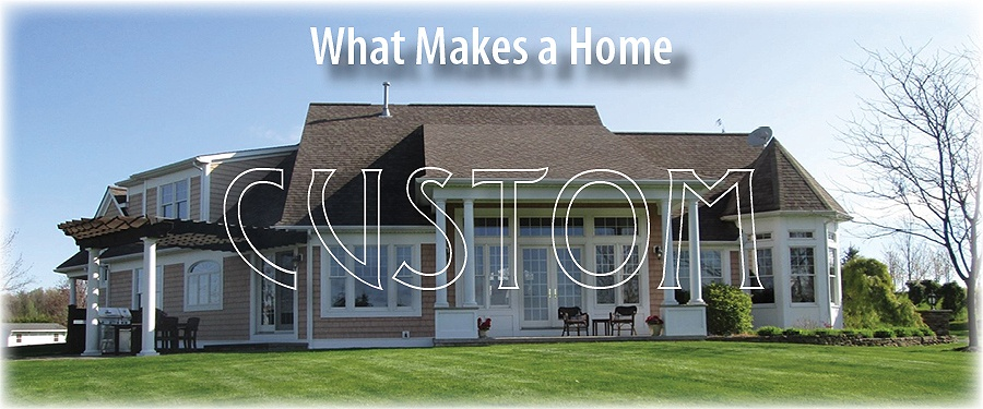 What Does It Really Mean to Build a Custom Home?