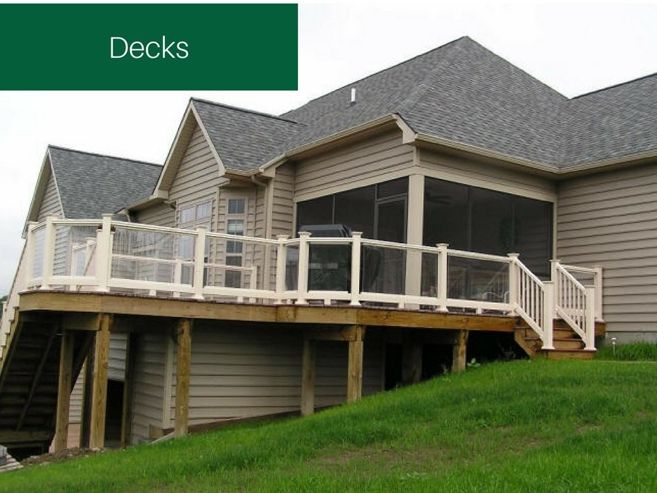 Have You Been Thinking About Building A Deck Onto Your Existing Home Adding To Can