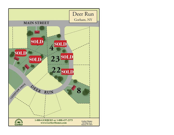Deer Run Updated 2-23-21