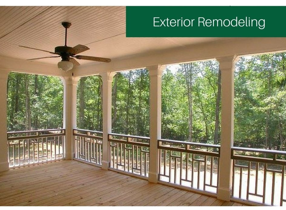 Exterior Remodeling
