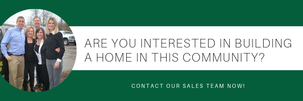 Are you interested in building a home in this community?