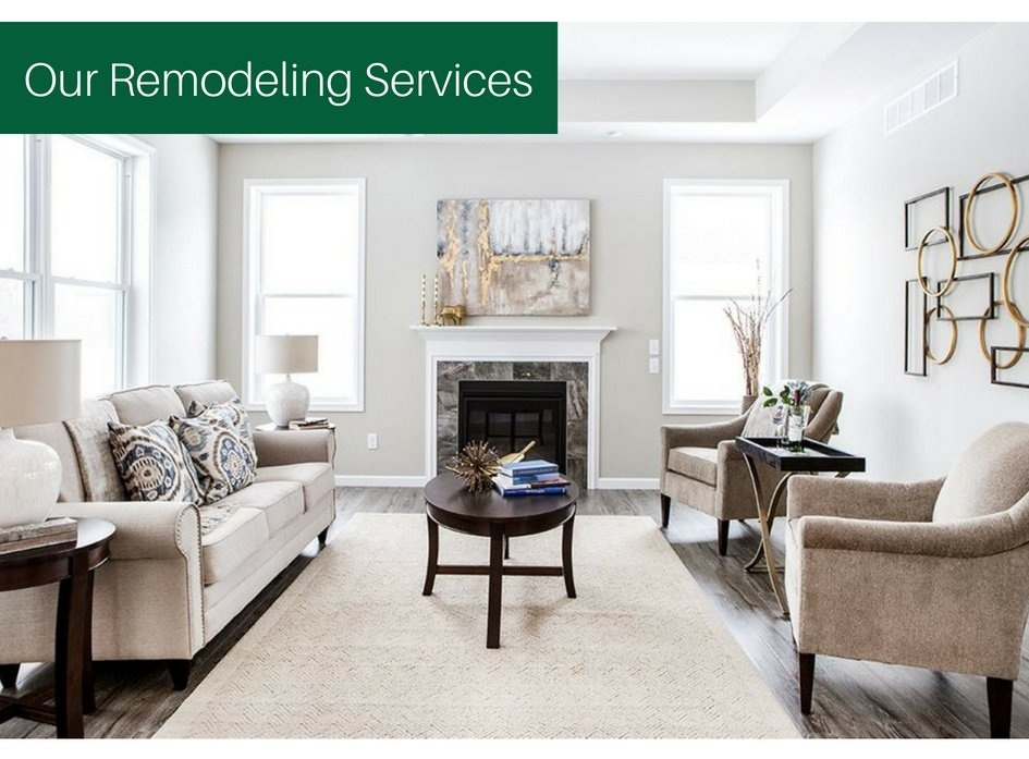 Our Remodeling Services