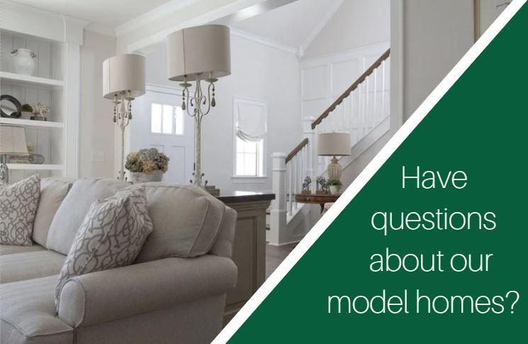 Model Homes CTA