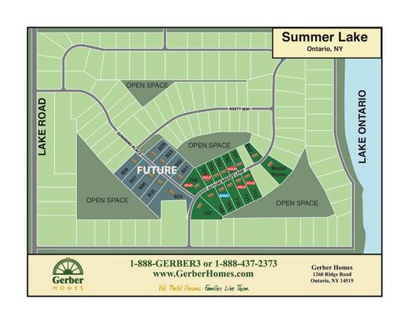 Summer Lake Section 7
