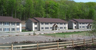 Swisse Chalet Aparments in Palmyra, NY
