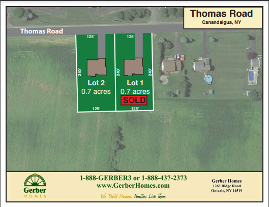 thomas rd lat for sale