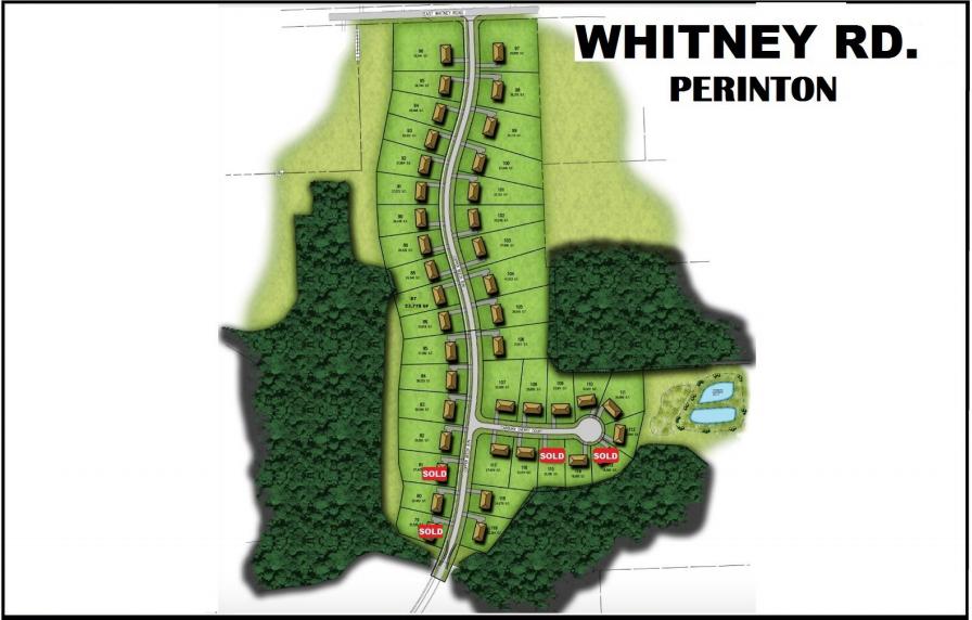 Whitney Road Perinton