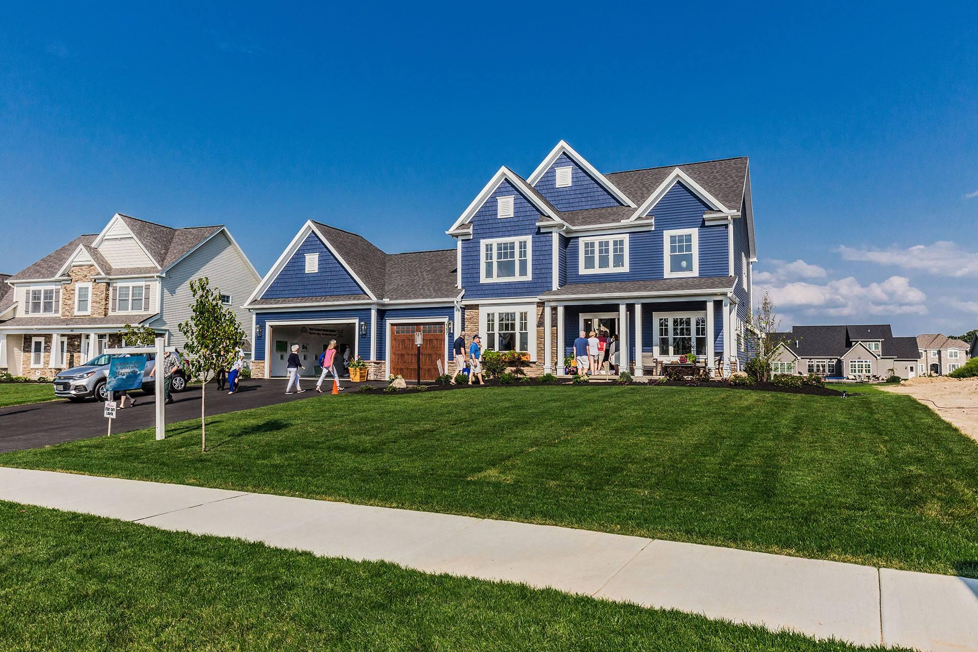2018 Home-a-Rama Custom Home in Perinton, NY