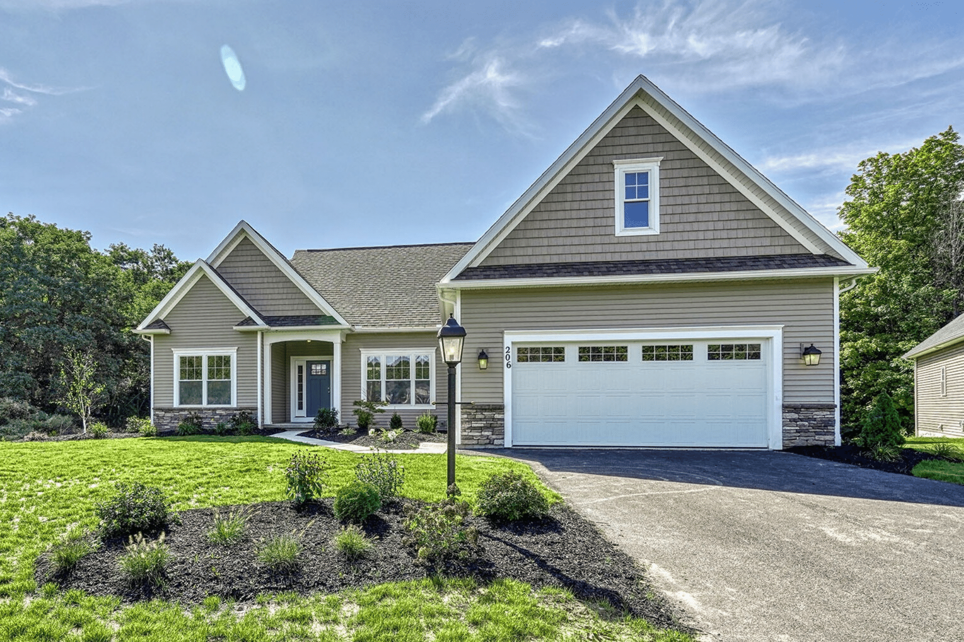 Model Home in Greater Rochester