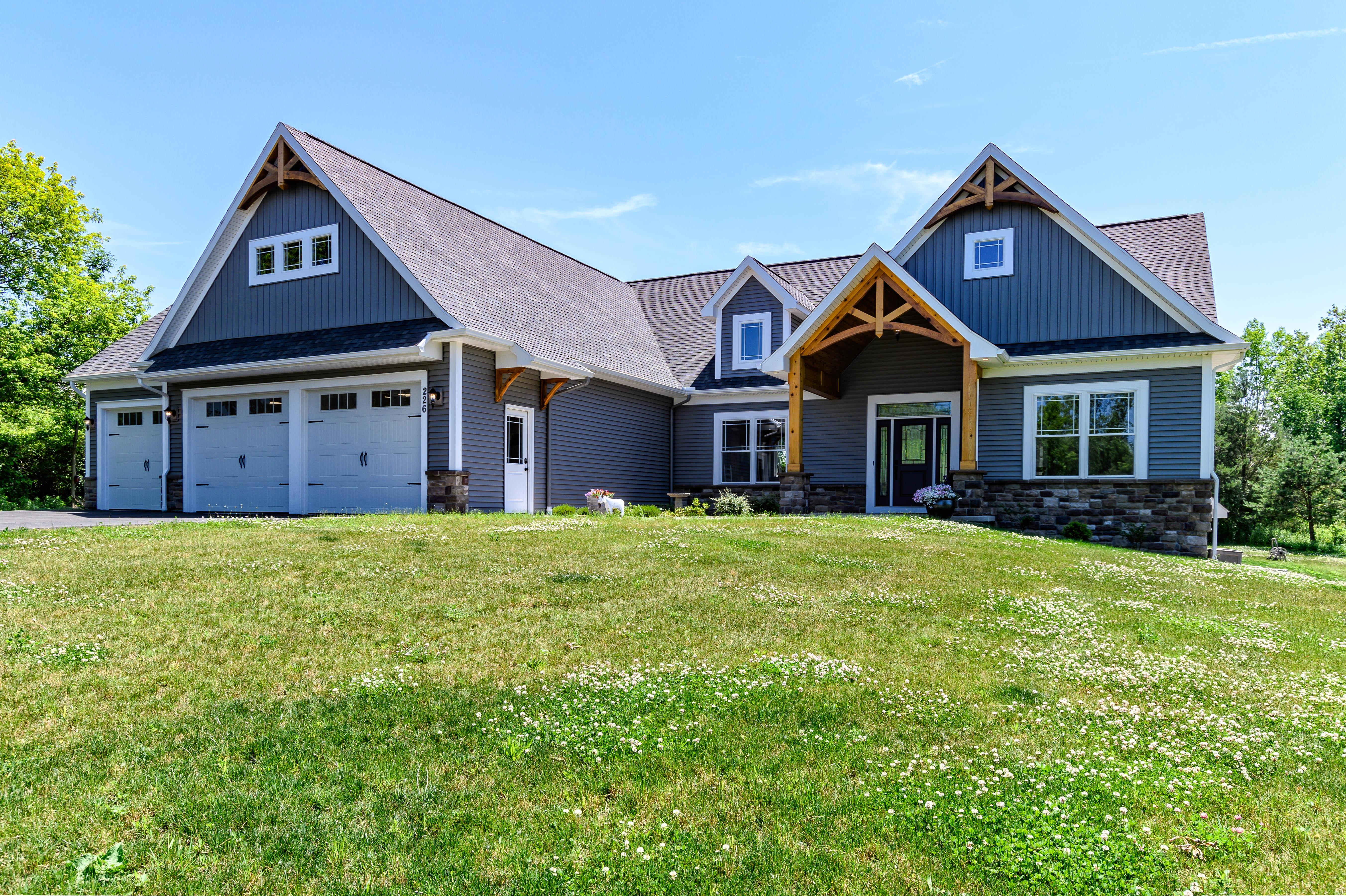 2019 Custom Home Ontario NY