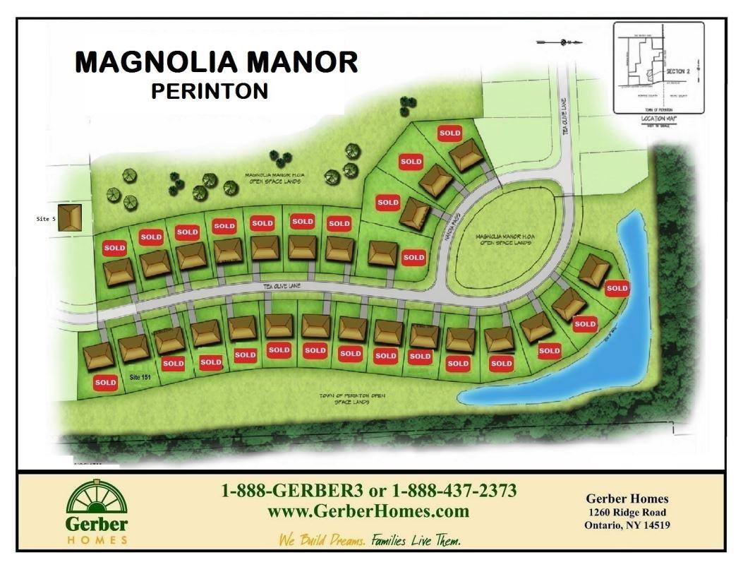 magnolia manor sign
