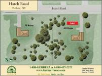 home lots on hatch road in penfield