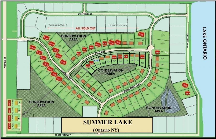 Summer Lake Neighborhood